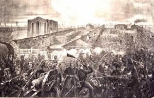 Lupta din Dealul Spirii
