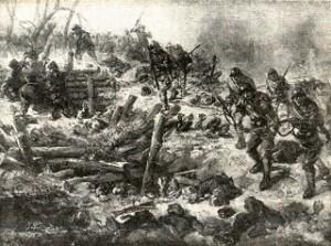 Batalia Marasti 1917