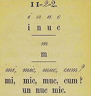Ion Creangă Abecedar