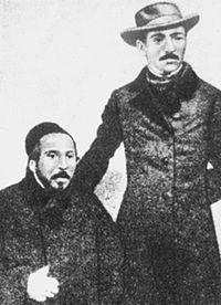 Ion Ghica si Vasile Alecsandri