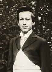 Nicolae Paulescu în 1897