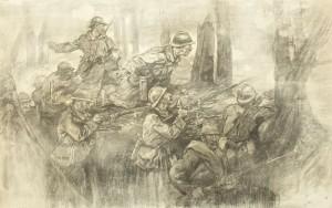 Bătălia de la Mărășești- momentul când au murit oamenii și s-au născut eroii
