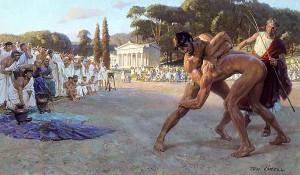 jocuri olimpice grecia antică