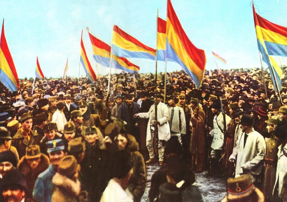 unirea transilvaniei 1918