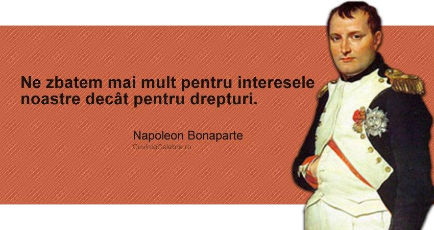 pierdere în greutate napoleon