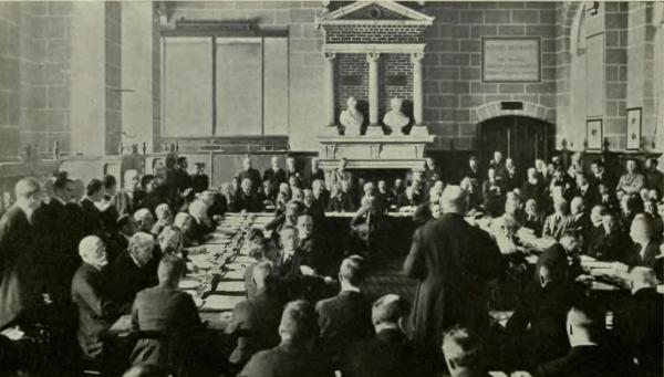 Tratatul de la Saint-Germain-en-Laye. Recunoașterea Unirii Bucovinei cu  România | Istorie pe scurt