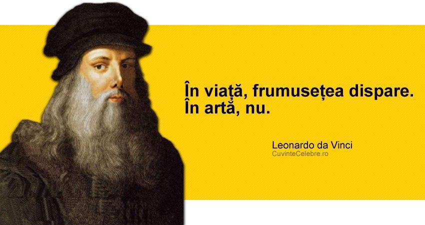 citate despre arta picturii Citat Leonardo da Vinci | Istorie pe scurt citate despre arta picturii